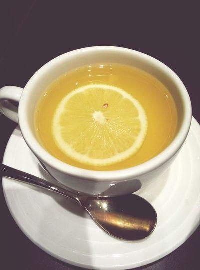 Lemontea Warm Yellow Lemon