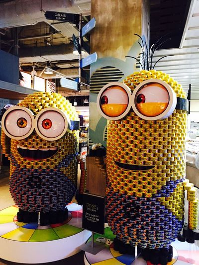 minions!!=) Dongwon Minions Can Of Tuna It Compose Of Cans Of Tuna