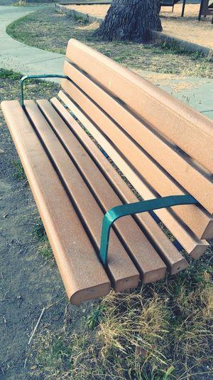 Empty Seat Bench