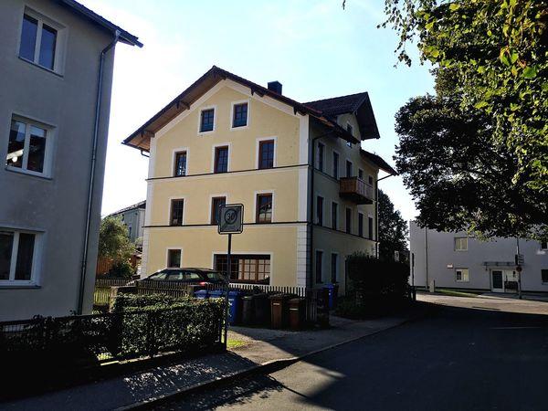 Residential Building House Bavarian City Bavarian House Bavarian City House Holzkirchen