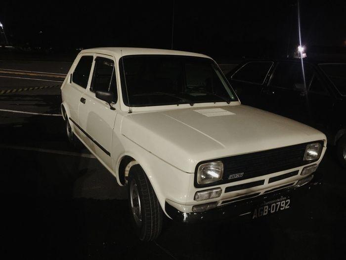 Fiat 147 Old Car For Fans