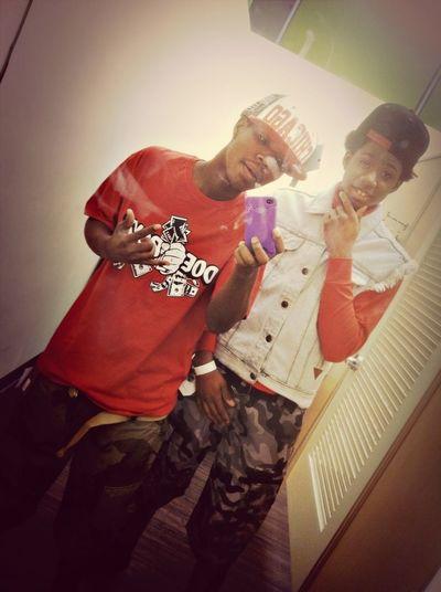 Me & My Bro Kean Dope
