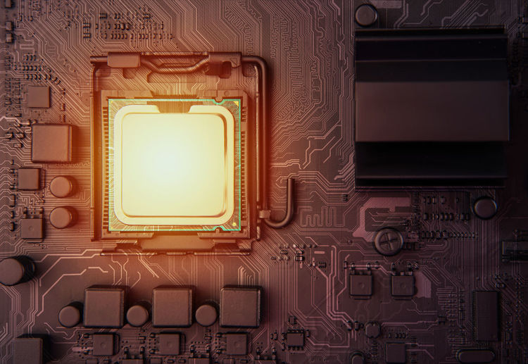 CPU Power Architecture Arts Culture And Entertainment Backgrounds Black Circuit Board Communication Design Device Screen Frame Heatsink Illuminated Indoors  Industry Mode Of Transportation Motherboard No People Ornate Pattern Processing Unit Technology Transportation Travel Wall - Building Feature