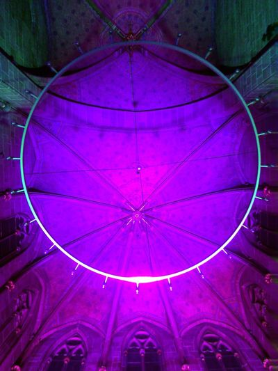 Marienkirche Reutlingen Church Kirchenschiff Orgelkonzert Architecture_collection No Flash/no Edit Check This Out Lights In The Dark Lamps Collection Lightshow Colorful Lights
