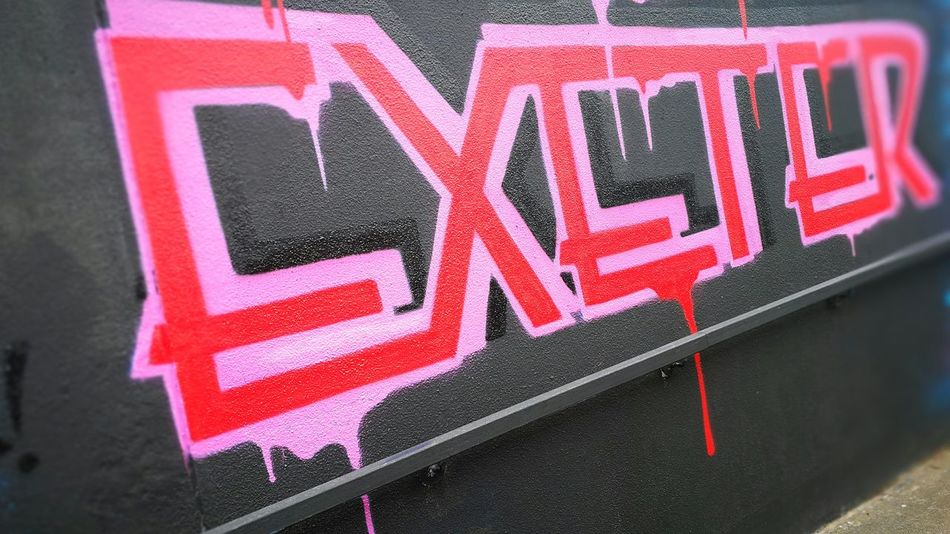 #graffiti  #Painting #Creating #art Text Day No People Outdoors Communication Red Close-up