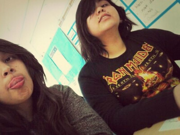 Me & The Ugly Bitch (; <3