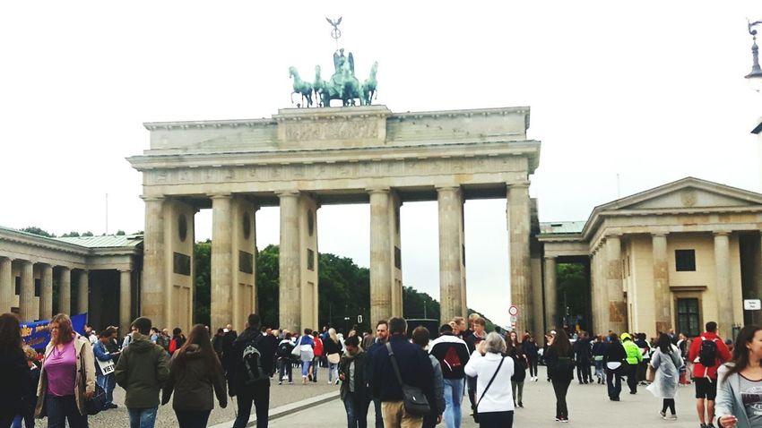 Travel Destinations Architectural Column Travel History Monument Tourism Architecture Berlin, Germany  Berlin City Berlin Photography Berlin, Germany  Architecture Brandenburgertor Your Ticket To Europe Berlin Love