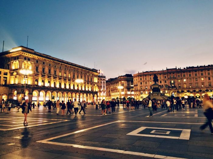 Milan colors