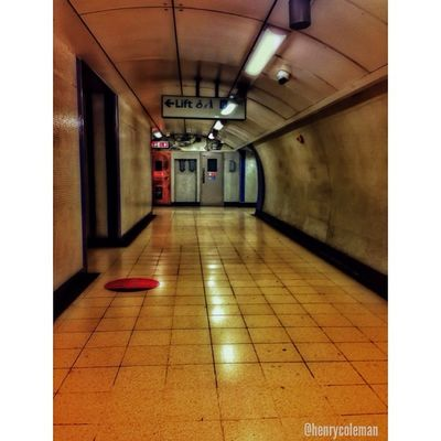 Spooky London Underground! London_only Londonpop Snapspeed Igerslondon London Ig_london LDN Ig_europe Timeoutlondon Lovelondon Londonunderground TransportForLondon London_only_members Londoner Londontown Londonlife Train Tube Track Rsa_theyards Spooky Horror ⃣theyards_candid