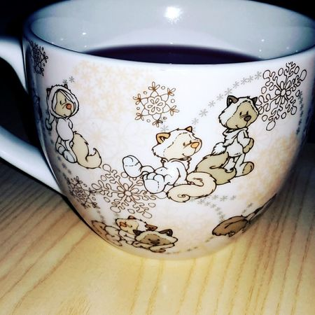 Cup Of Tea Cup Of Tea..  Drink A New Day Cold Day Sweety