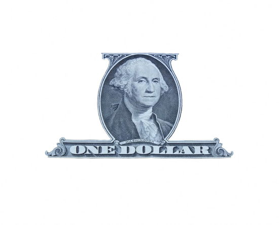 dollar on isolated Dollar Bill Finances Isolated Money Money Money Banknote Currency Dollar Dollar Notes Dollars Finance Financial Isolated On White Isolated White Background Money Paper Currency White Background