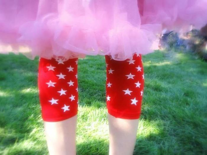 be yourself because you are wonderful Tutu Tights Silly Beyourself Beautyiseverywhere HaveFun Smile LoveToday Unique Stars Red Pink Tutu Me Play TwirlAllYouCan
