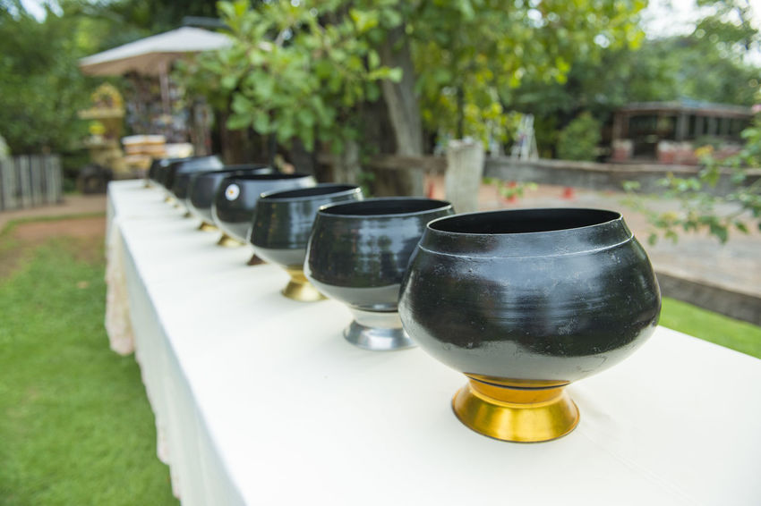 Buddhism Food Monk's Alms Bowl Temple Thai Food Thaiwedding Thaiweddingceremony Wedding Photography