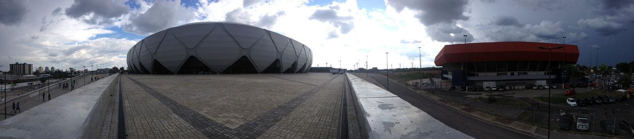 panoramica da Arena da Amazonia Amazonas Amazonia Arena Copa2014 Copadomundo Futebol Outdoors Travel