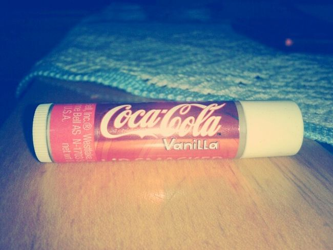Enjoying Life Lipstick Coca Cola Vanilla Lip Smacker