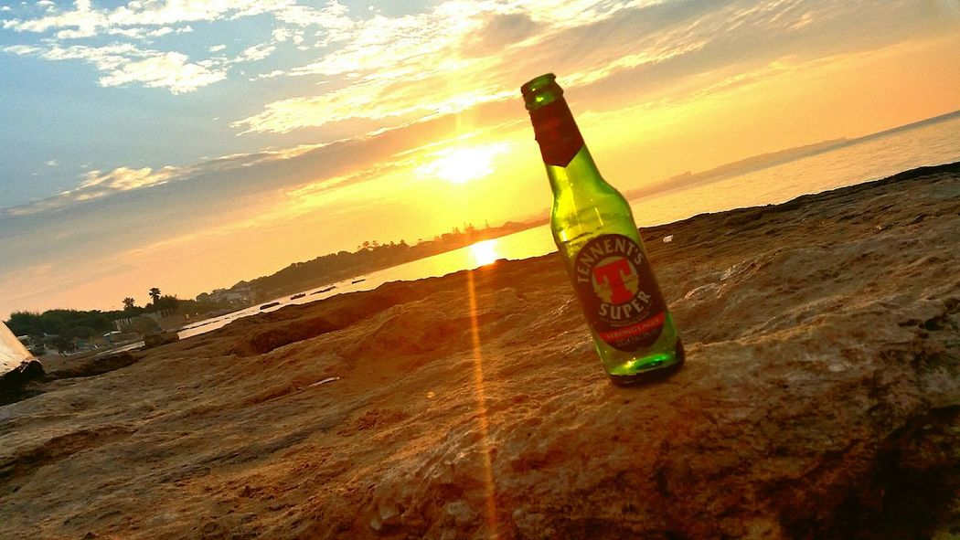 15/08/15 h 06:57 Somewhere Something Popolar Photo Tennents Sicily Punta Secca Proost