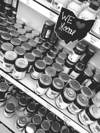 East Liverpool Ohio Monochrome _ Collection Eyeem Monochrome Black And White Collection  Support Local Farms Localfood Localdelicacy Localproduct
