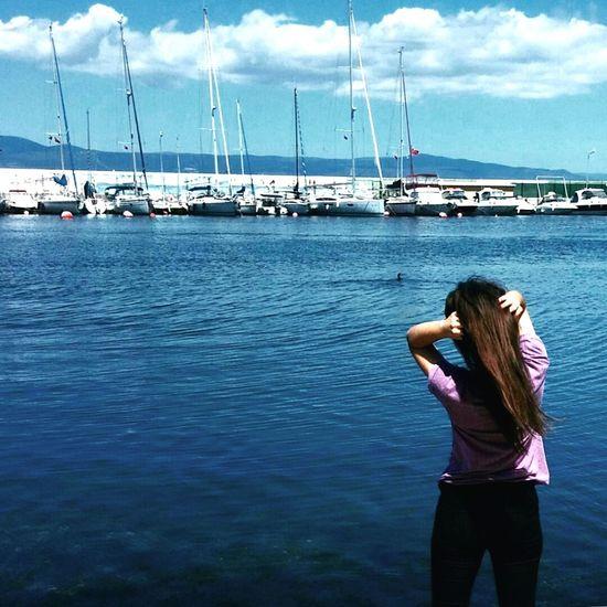 💙 Sea Sunshine Summertime Summer Vscocam Vscocamturkey Bursa Tirilye
