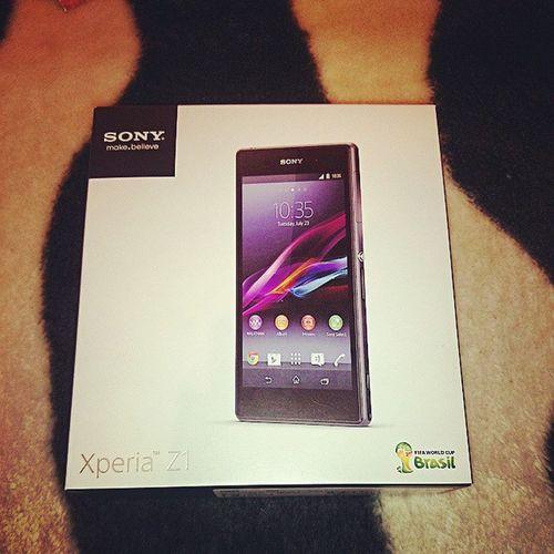 Gyönyörűségem <3 <3 Sony XPERIA Z1 NewPhone