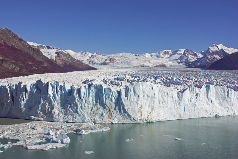 Glacier Perito Moreno. National Park Nature Beauty In Nature Cold Temperature Environment Environmental Issues Glacier Ice Iceberg Melting Mountain Patagonia Scenics - Nature Snowcapped Mountain Water