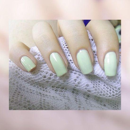 Essie - chillato 🐸💅🏻 Habe ihn nun auch endlich Besserspätalsnie // Glaube er wird jedoch nicht so häufig zum Einsatz kommen 😀🙅🏻 Essie Essliebe Chillato Peachsidebabele Nails Notd Love Essienista Pruesgang