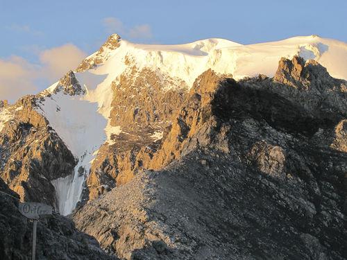 Alps Beauty In Nature Day Italia Italy Mountain Mountain Peak Nature Ortler Outdoors Sky Snow Sunrise Südtirol