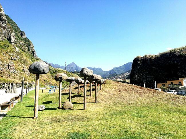 Relaxing Alone Sunny Day Fazosteusmomentos Madeira Island
