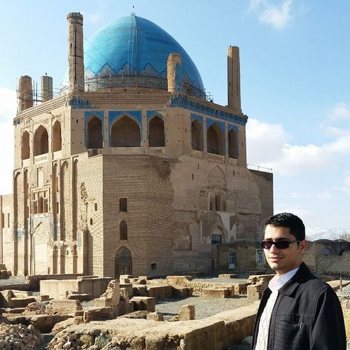 گنبد سلطانیه - زنجان Navidkamali Iran Zanjan News نوید_کمالی Navidkamali Nkamali_ir