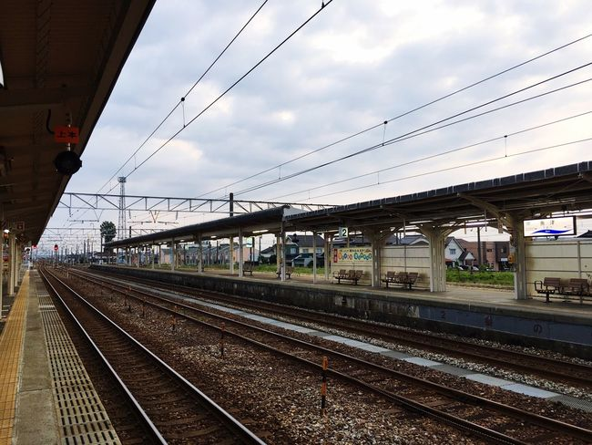 Railroad Track Cable Transportation Rail Transportation Public Transportation Power Line  Sky Train - Vehicle Railroad Station Railroad Station Platform Mode Of Transport Outdoors Electricity Pylon Built Structure Day No People Architecture Building Exterior