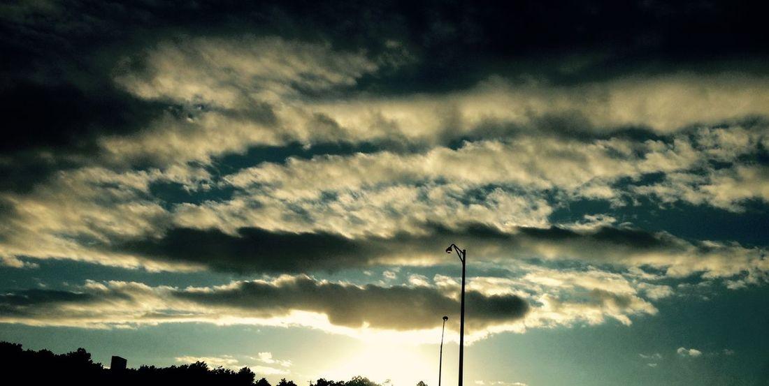 Sky Cloud - Sky MCALESTER,OKLAHOMA