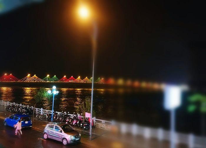 To Night in Nha Trang Bay Vietnames