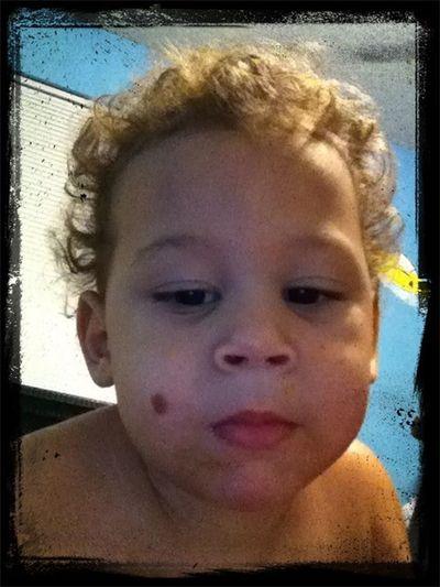 I Lov My Lil Bro :) He's So Cute !!