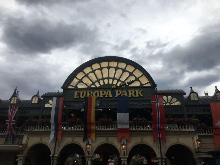Europa Park ❤️