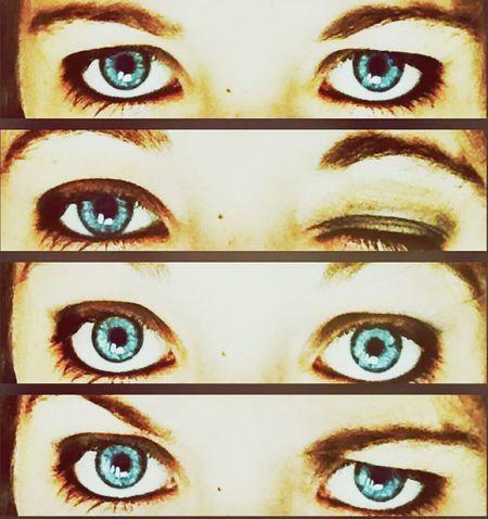 My eyes ???