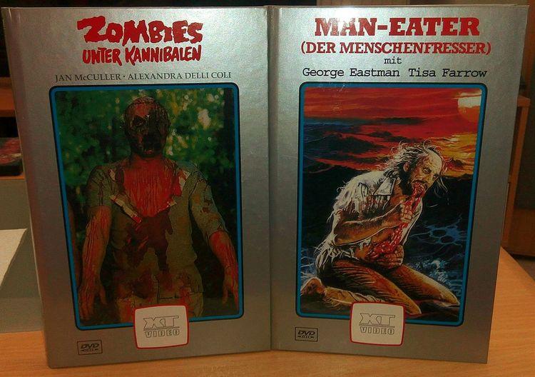 Zombies  Kannibalen Maneater