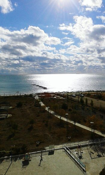 Relaxing Kaspian Sea Aktau Sanatorium First Eyeem Photo