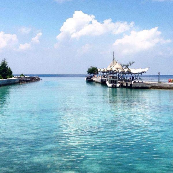 ThousandIslands BeautifulIndonesia Beach Life Sky