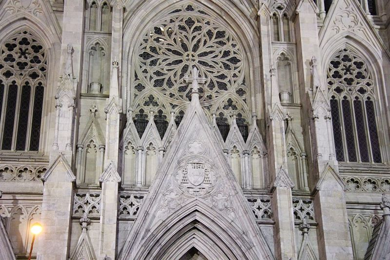 NYC Place Of Worship Architecture History Religion Tourism Travel Destinations Built Structure No People Day