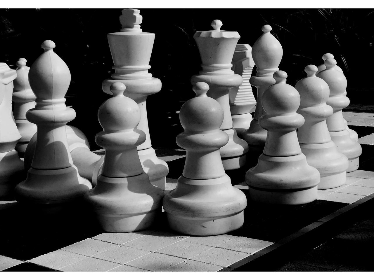 chess, strategy, chess piece, leisure games, chess board, king - chess piece, knight - chess piece, skill, still life, pawn - chess piece, competition, queen - chess piece, checked pattern, challenge, close-up, no people, indoors, intelligence, day