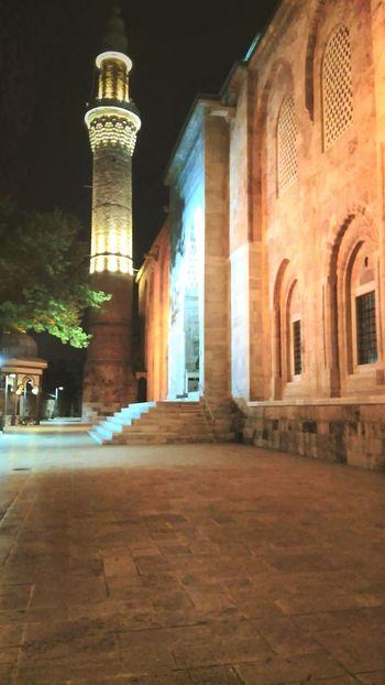 Ulu Cami Ulu Camii/ Bursa Architecture Night Travel Destinations History No People Illuminated Outdoors Sky Yaz Fotography Fotografheryerde Bursa Beauty Bursa Tophane Day Yeşil