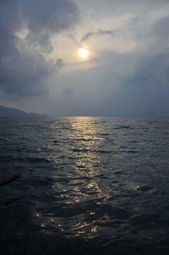 Morning from Kiluan Bay Sunrise This Moring Teluk Kiluan Kiluanbay Explorelampung WonderfulLampung