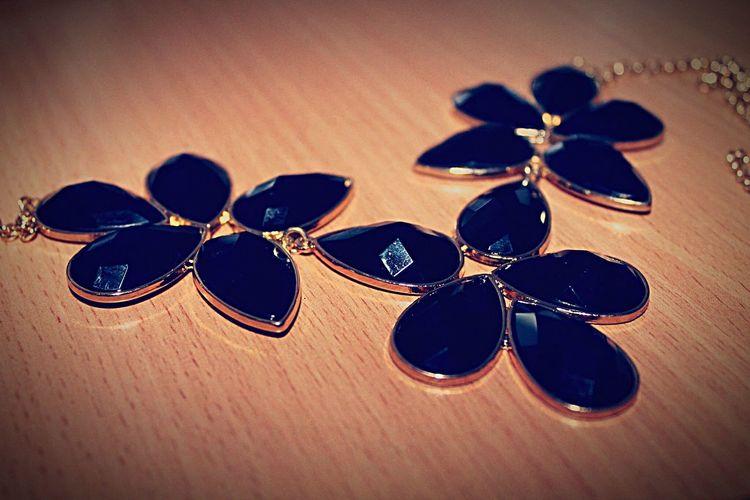 Black Necklace PromNight Jewellery Beautiful