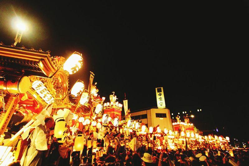 熊谷 うちわ祭り JAPANESE SUMMER FESTIVAL