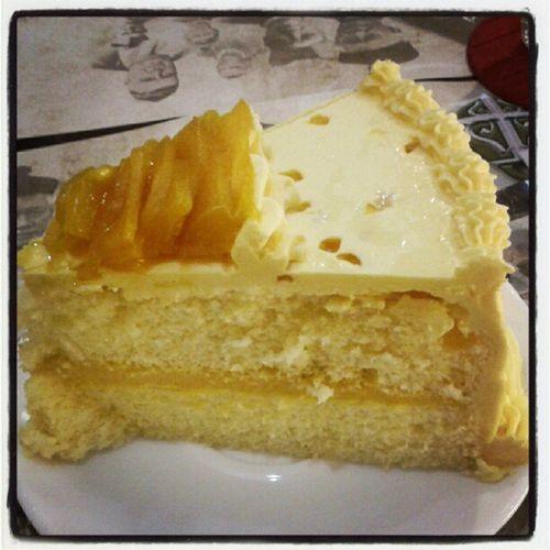 Yummy :) Sweets Yummy Dessert Cake mango cream