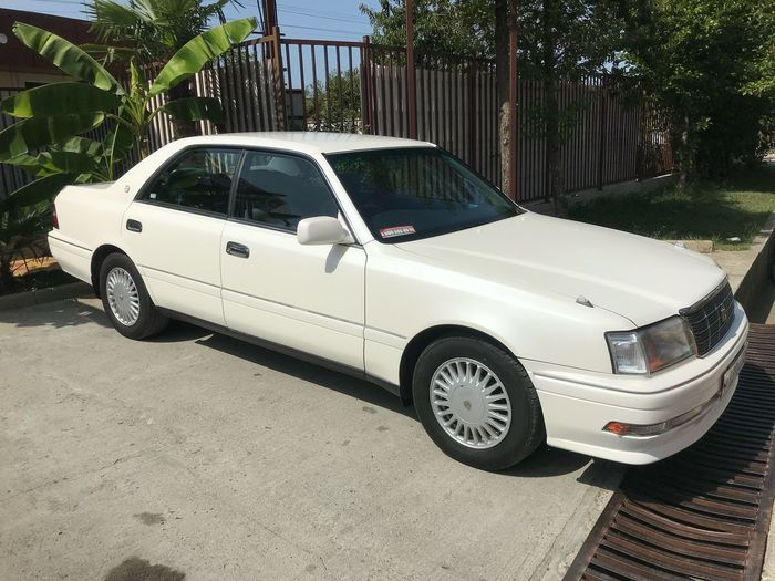 Toyota Crown in