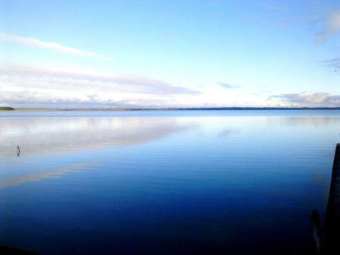 Sea And Sky Water Nature Sky Day Lake Naroch
