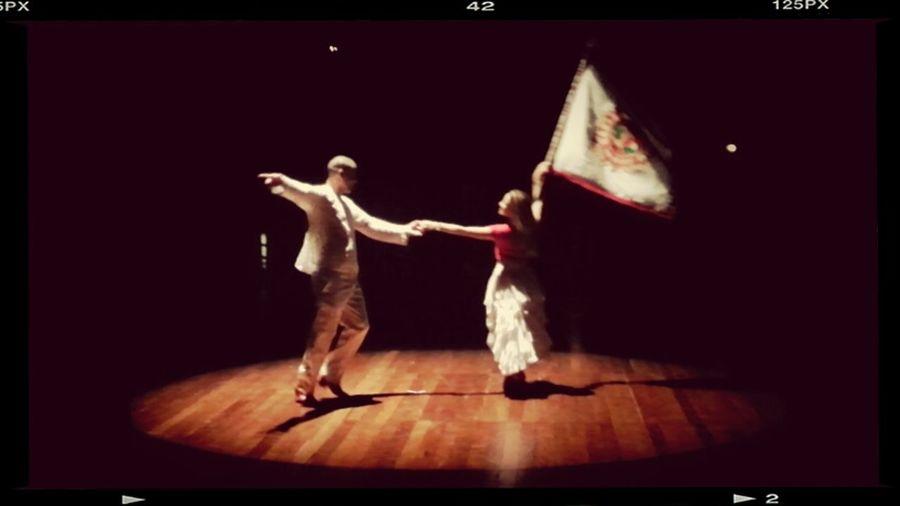 """...é beleza no bailar!"" Dança Mocidade Alegre"