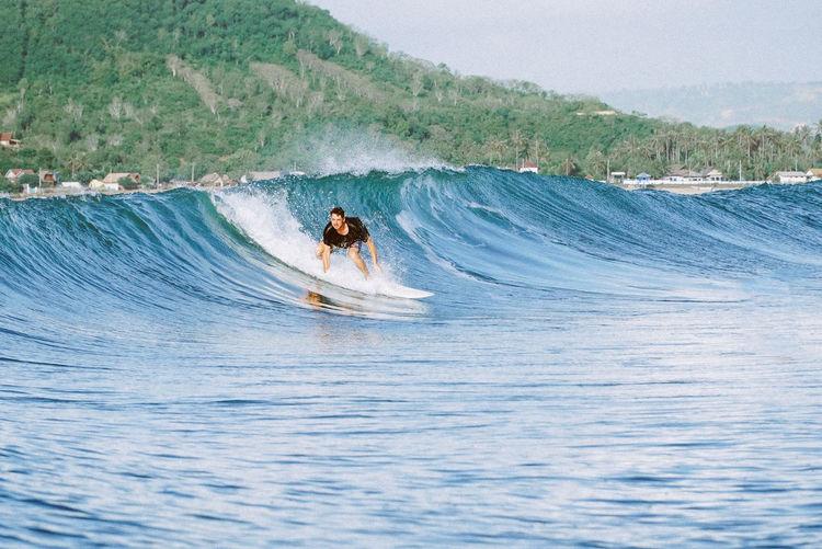 Surfer. Surfer