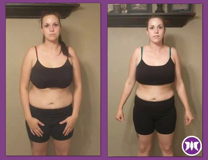 14.5 inches and 5 lb in 7 days on her Quick7. Awesome Job Courtney! Anewyoustartshere www.facebook.com/anewyoustartshere. Weightloss