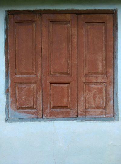 old windows Brown Window Old Windows Thailand Freme Blackground